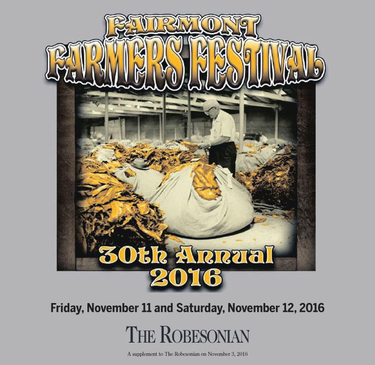 Fairmont Farmers Festival 2016