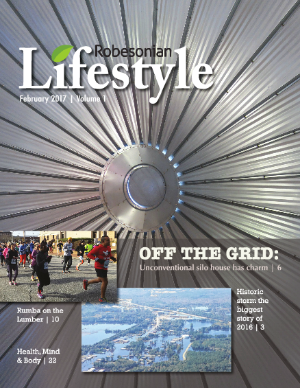 Robesonian Lifestyle February 2017