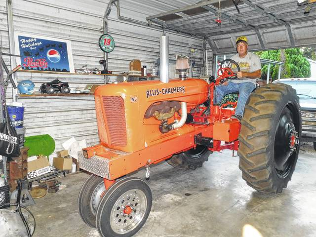 Pembroke man restores old tractors to their former glory