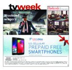 December 31, 2017 – January 6, 2018 TV Weekly