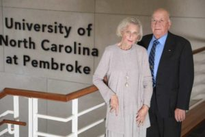 Raeford couple gifts $1M for Business school