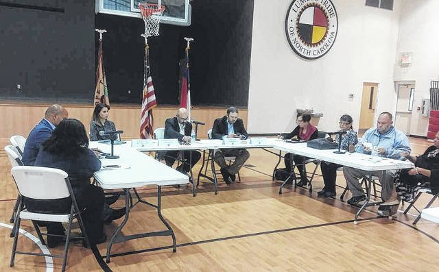 Tribal court keeps open 2 voting sites | Robesonian
